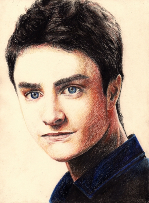 Daniel Radcliffe par Cymbidium